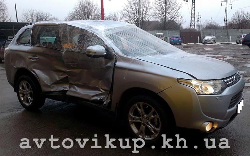 avtovikup.kh.ua - Выкуп Mitsubishi после аварии