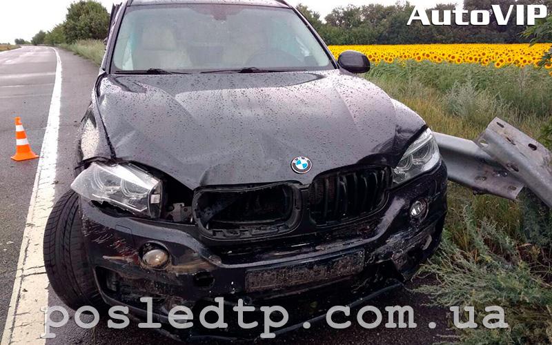 Выкуп BMW после ДТП