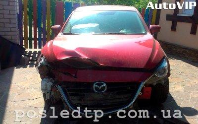 Выкуп Mazda после ДТП дорого