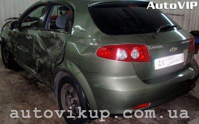 Выкуп Chevrolet после ДТП