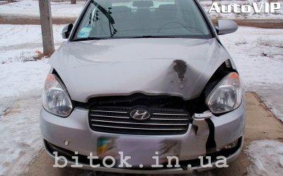 Выкуп Hyundai после аварии